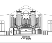AOC Opus 115 Facade Drawing